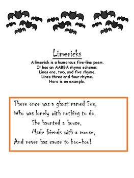 Hallowe'en Literacy Activities