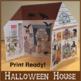 Halloween Bingo Game Pack