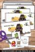 Halloween Activities Little Book Finger Play Puppets Craftivity Literacy Centers