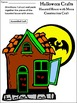 Halloween Activities: Halloween Crafts Activity Packet