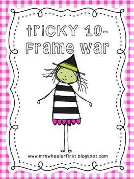 Halloween 10 Frame War