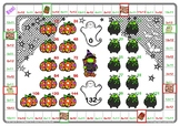 Halloween 11 and 12 Times Tables Games