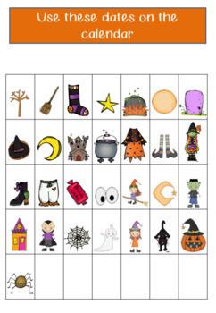 Halloween Math Tasks