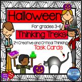 Halloween Activities: Halloween Writing, Discussion Creati