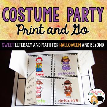 Sweet Halloween Printables