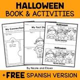 Halloween Activities and Book