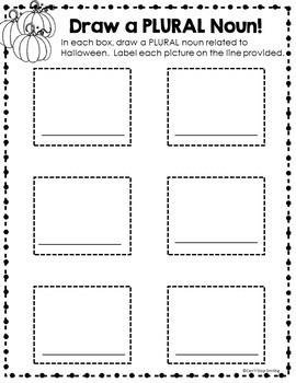 Halloween 1st Grade BUNDLE ~ Halloween Literacy ~ Halloween Reading Passages