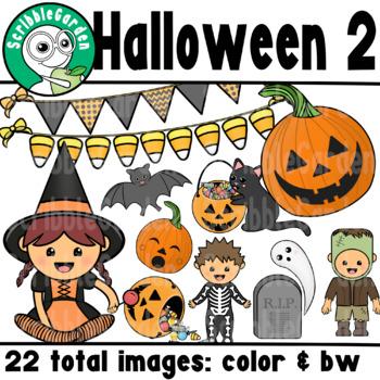 Halloween 2 ClipArt