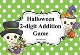 Halloween 2-Digit Addition Game