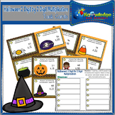 Halloween 2 Digit By 2 Digit Multiplication Task Cards Wit
