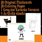 The Amazing Halloween Resource Pack (with songs and activities)