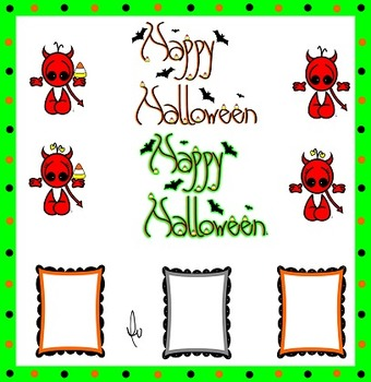 Halloween 2013 Clip Art