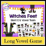 Halloween Game | Silent E & Vowel Team Word Work