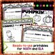 3rd Grade Halloween Math: 3rd Grade Halloween Multiplication Activities