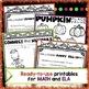 3rd Grade Halloween Math: 3rd Grade Halloween Multiplicati