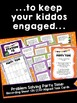 Halloween Math 3rd Grade ~ Fun & Festive Math + ELA Centers