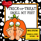 Halloween Early Reader Literacy Circle