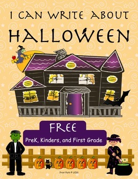 Halloween Handwriting Free