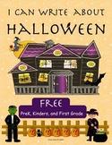 Halloween Handwriting Free