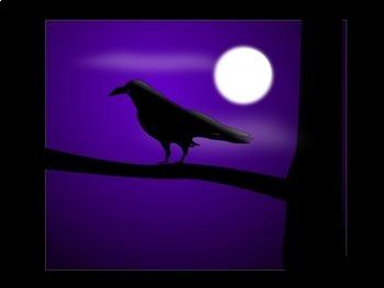 Halloween Haiku - Halloween Poetry - Printables and Power Point Lesson