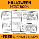 Mini Book - Halloween Activity