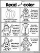 Halloween Reading Printables
