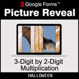 Halloween: 3-Digit by 2-Digit Multiplication - Google Form
