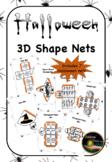 3D Shape Nets - Halloween