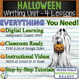 Halloween Writing BUNDLE! - Argumentative, Persuasive, Exp