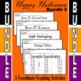 Halloween - Bundle #3 - 5 Coordinate Graphing Activities
