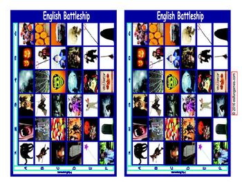 Halloween Board Games 6 Game Bundle