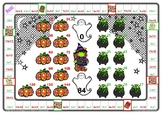 Halloween 7 and 12 Times Tables Games