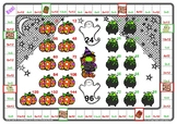 Halloween 8 and 12 Times Tables Games