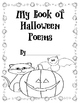 Halloween - A Book of Halloween Poems