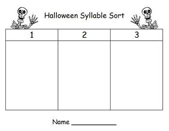 Halloween – A Full Day of Lessons