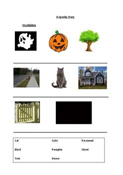 Halloween - A Spooky Story