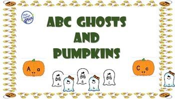 Halloween ABC Fun