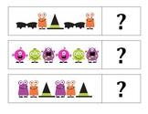 Halloween ABC Pattern Boards