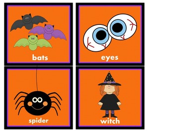 Halloween: ABC order