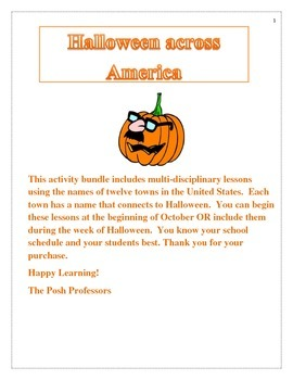 Halloween Across America