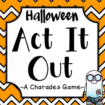 Halloween Act It Out