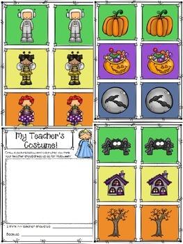 Halloween Activites