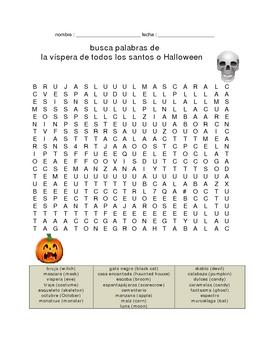 Halloween Activites SPN