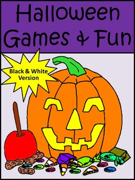 Halloween Activities: Halloween Games & Fun