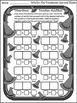 Halloween Activities: Witch's Hat Dominoes Halloween Game Activity Packet