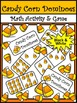 Halloween Activities: Halloween Dominoes Math Game Activity Bundle