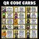 Halloween QR Codes Scavenger Hunt Activities