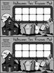 Halloween Activities: Ghost Halloween Ten Frames