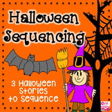 Halloween Sequencing Activities