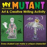 My Mutant Creature Halloween Activities
